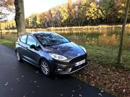 Ford Fiest-ST-Line
