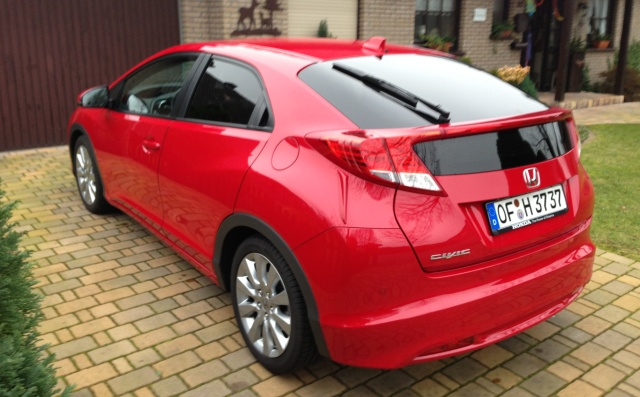 Honda Civic 2014 640